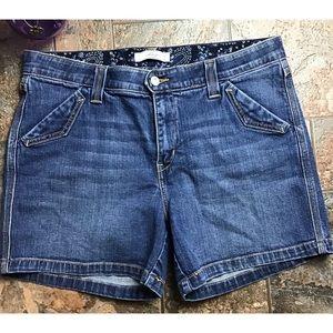 LEVI | Soft Denim Shorts